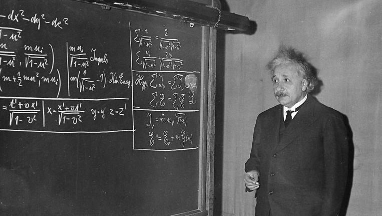 Brieven Einstein Brengen Bijna 9000 Euro Op De Volkskrant