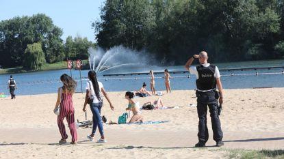 Zwemmen in de Blaarmeersen mag vanaf zaterdag