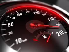 Franse snelheidsduivel op A2 heeft nog 1500 euro aan boetes openstaan