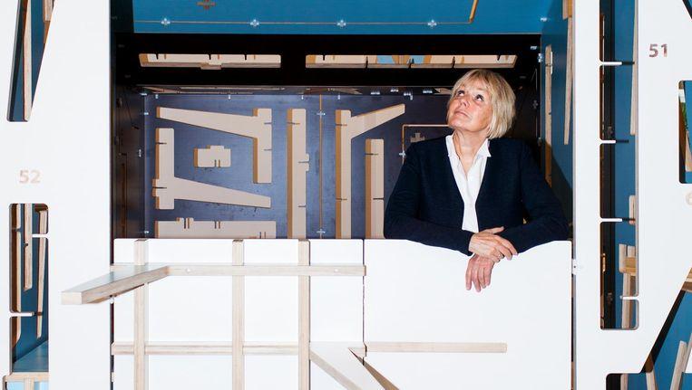 Renny Ramakers wordt morgen benoemd tot erelid van de Beroepsorganisatie Nederlandse Ontwerpers Beeld Renate Beense