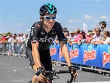 Dumoulin krijgt in Giro mogelijk toch concurrentie van Thomas