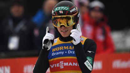 Kobayashi wederom klasse apart in Innsbruck