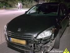 Automobilist vlucht voor politie na doorrijden na aanrijding én te hard rijden in Gilze