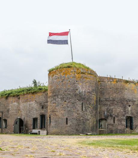 Hoeksch dna: Eeuwenoud verdedigingswerk Fort Buitensluis