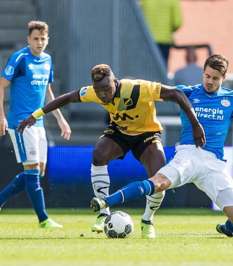 PSV slaat na rust keihard toe bij NAC