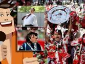 Quiz | Welke PSV'er maakte het cruciale vijfde doelpunt tegen Vitesse?
