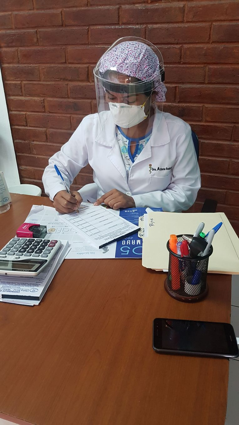 In Nicaragua woedt het coronavirus nog volop