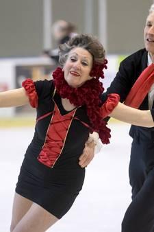 Oude Meesters: Roosje Lampe Cordang, dansend over het ijs