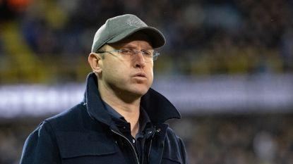 Waasland-Beveren zet coach Mercier aan de deur, Geeraerd neemt over