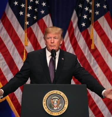 """Externe experten bezorgd: """"Medisch onderzoek Trump wijst op ernstige hartproblemen"""""""