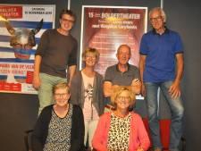 Boldertheater Waspik wil met jubileum uitpakken