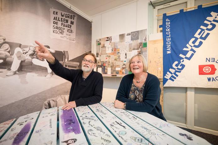 Jack Bogers en Ditta van Vliet