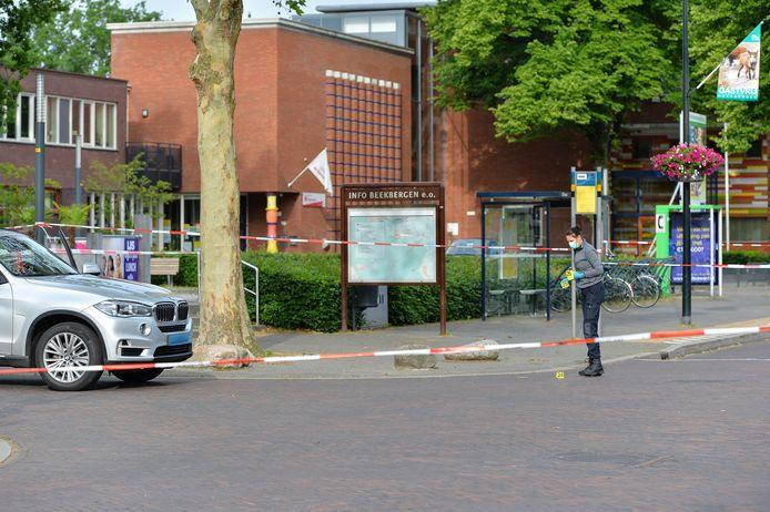 Een taxichauffeur werd in juni in Beekbergen neergestoken.