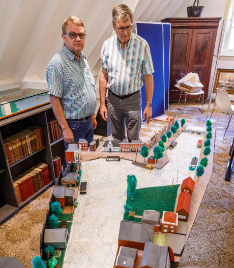 Zonder demping in 1959 was Genemuiden wellicht een levendig havenstadje geweest