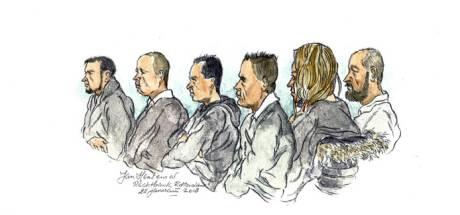 Celstraffen tot 15 jaar voor martelzaak Sommelsdijk