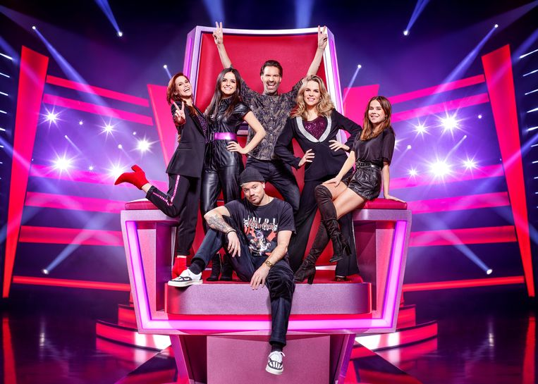 The Voice Kids - coaches