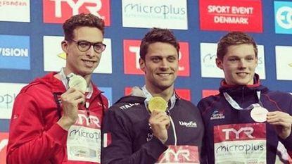 """Europees zilver voor Pieter Timmers in Kopenhagen, brons voor Lecluyse: """"Typisch Belgisch"""""""