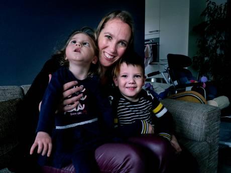 Debbie krijgt ruim 44.000 euro in tv-programma voor aanbouw met aangepaste kamers