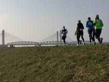 Ruimte voor 400 lopers bij Two Rivers Marathon Bommelerwaard