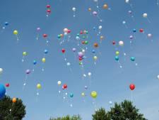 Geen ballonnen meer oplaten in Hellendoorn