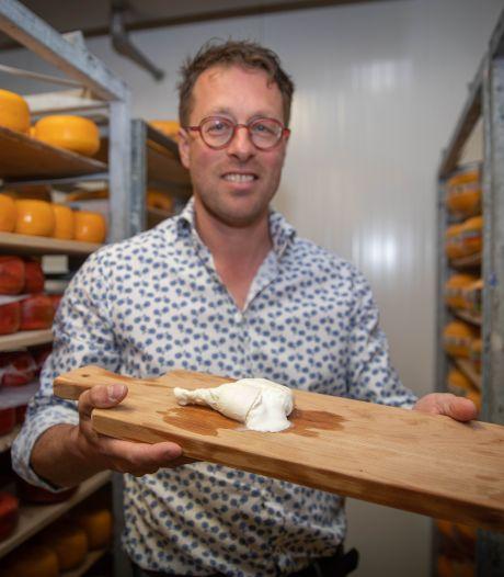 Buffelburrata heeft niet meer nodig dan tomaat en goede olijfolie, weet Erik Murre
