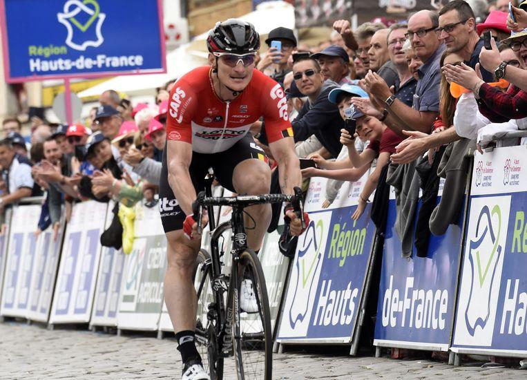 Vorig jaar won André Greipel twee ritten in de Vierdaagse, ook dit jaar staat hij aan de start.