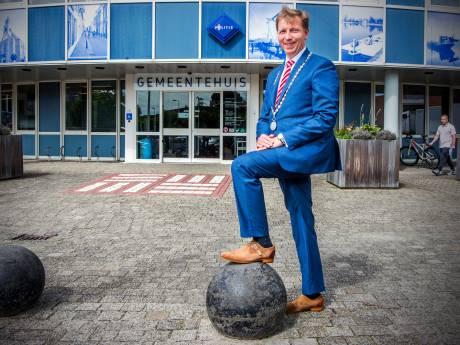 Gert-Jan Kats (SGP) burgemeester Veenendaal