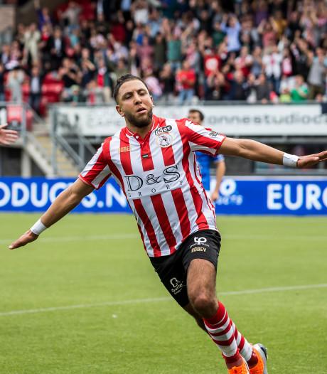 FC Den Bosch onderuit op bezoek bij titelkandidaat Sparta