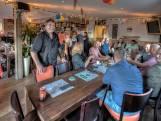 Lekker vlees boven gloeiende kooltjes bij De Polder in Heijningen