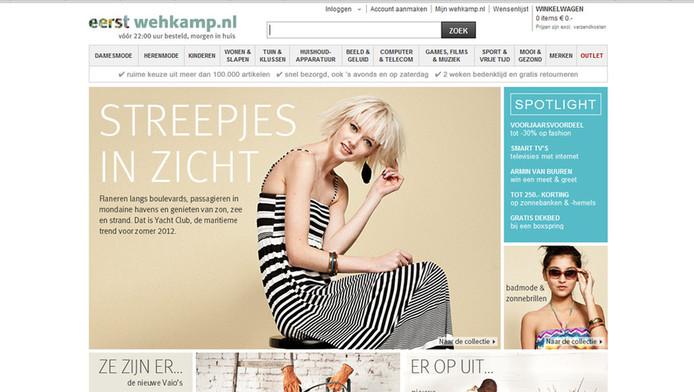Het aanbod van Wehkamp.nl wordt uitgebreid met het assortiment van damesmodezaak Mango en schoenenzaak Sacha.
