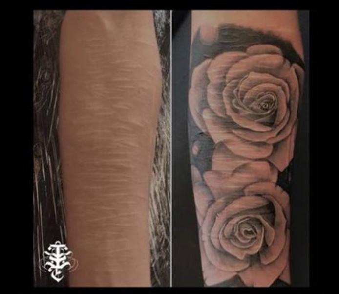 Arts Zet Vraagtekens Bij Winactie Enschedese Tattooshop