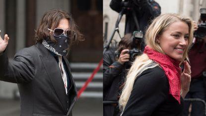 """""""Ik ben geen monster"""": hoewel hij z'n ex een heks noemde die verbrand moest worden, blijft Johnny Depp fysiek geweld ontkennen op tweede procesdag"""