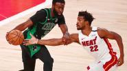 Hommeles bij de Celtics: Miami neemt Boston weer te grazen, Celtics-spelers clashen in de kleedkamer