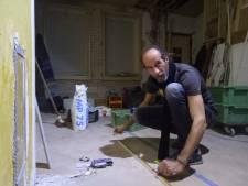In de Pioenroosstraat in Eindhoven: De man met de dreads die dingen creëert