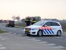 Fietser (13) zwaargewond bij ongeval in Lewedorp