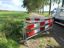 Roosendaal past 'gevaarlijke' hekken Lage Zegstraat aan