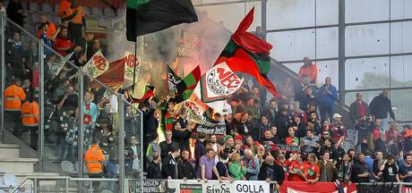 NEC trapt af tegen Almere City
