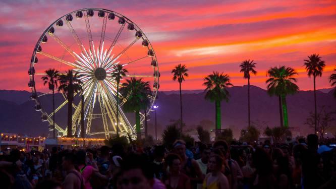 'Coachella voor de derde keer uitgesteld'