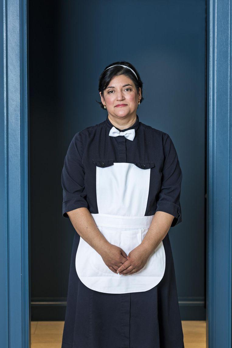 Cristina Marques Beeld Rachel Dubbe