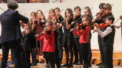 Jonge muzikanten tonen kunnen in Lemmensinstituut