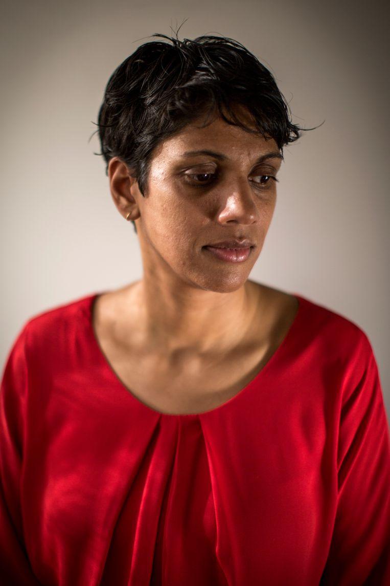 Rachel Imamkhan  Beeld Foto Julius Schrank