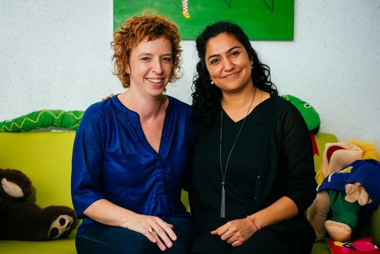 Binu Singh en haar team boeken op korte termijn resultaat, met vrolijke kinderen en opgeluchte ouders als beloning