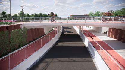 Station Wezemaal krijgt tunnel en fietsbrug