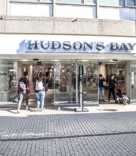 Na precies twee jaar is het Hudson's Bay-sprookje in Zwolle voorbij