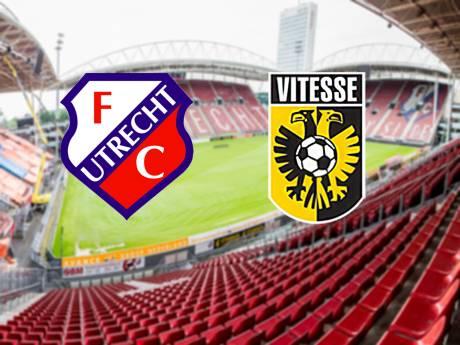 LIVE| Vitesse dankzij spaarzame aanval op gelijke hoogte
