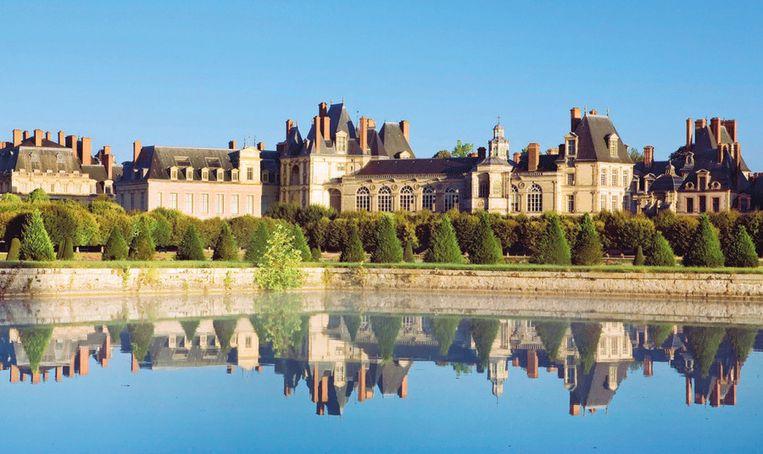 Omwille van het uitgestrekte bos was Fontainebleau de favoriete jachtresidentie van élke Franse koning, tot en met Napoleon III.