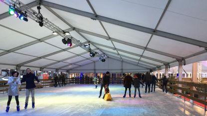 Wintermagie wordt meteen voor de komende vier jaar vastgelegd, mét ijspiste en kerstmarkt. Oppositiepartij sp.a heeft grote bedenkingen.