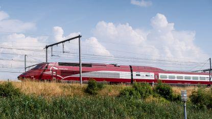 Kusttram rijdt opnieuw normaal, Thalys pas vanaf het weekend