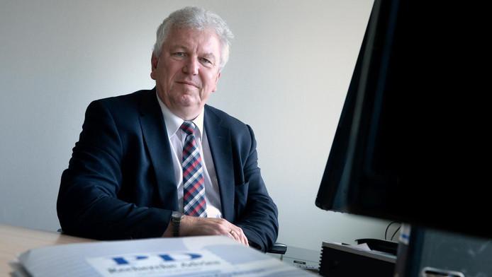 Jan Paalman is strijdvaardig over de zaak Zandstra: 'Het gaat me om waarheidsvinding.'