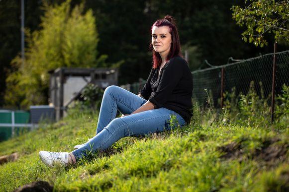 Alicia Sanfilippo was 17 toen ze in het vizier kwam van een juf op haar nieuwe school.